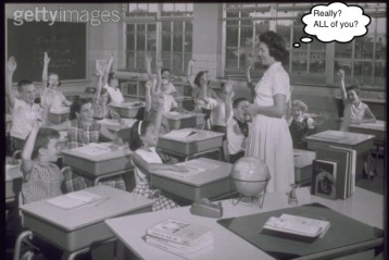 Retro Teacher 3