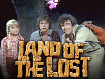 Land of the Lost tv show 1970's