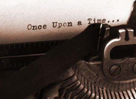 typewriter-once-upon-a-time