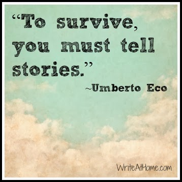 To+Survive+-+You+Must+Tell+Stories+Quote