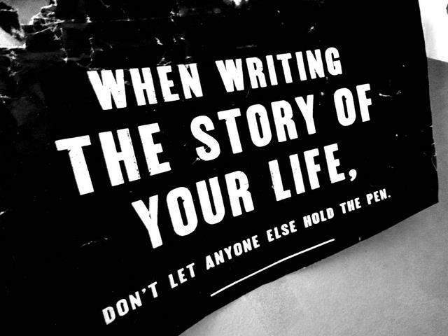 writing-the-story-of-your-life